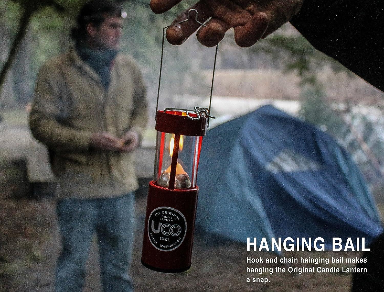UCO Original Candle Lantern Non-Anodized