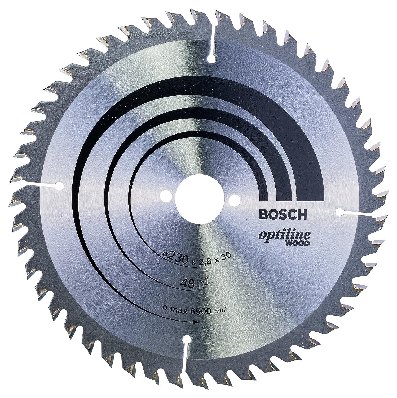 48 230 x 30 x 2,8 mm Grey Bosch Professional 2608640629 Lame