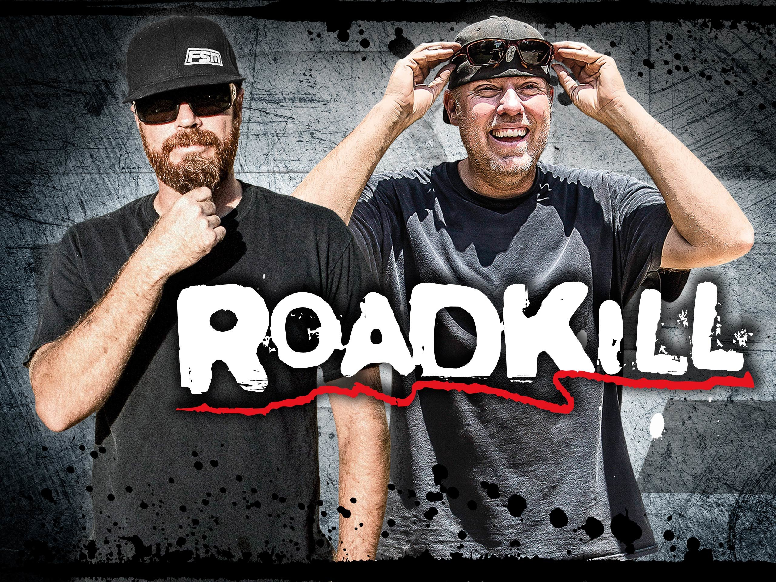Amazon com: Watch Roadkill | Prime Video