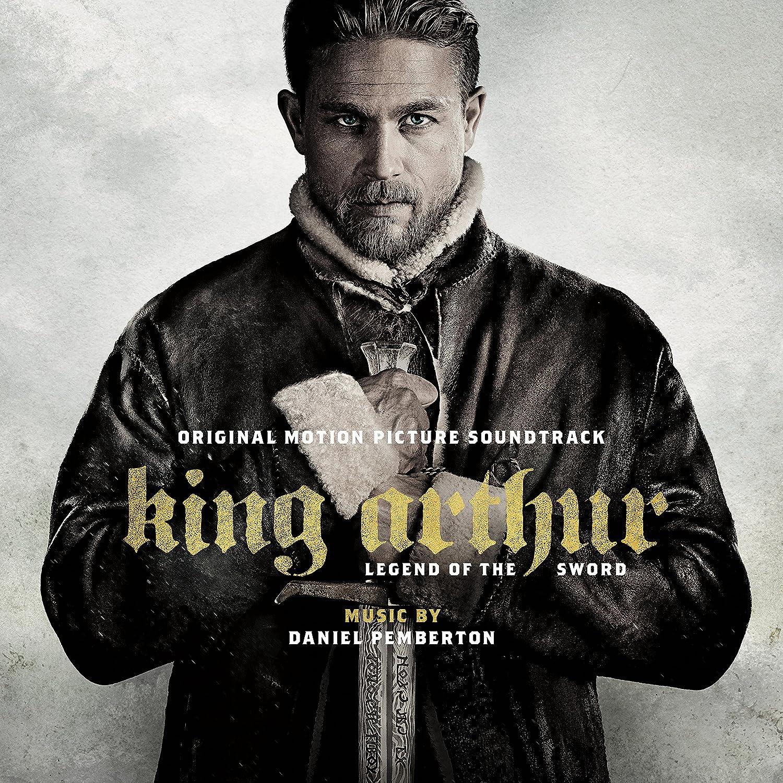 【電影原聲帶】亞瑟:王者之劍(KingArthur)