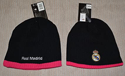 7ef753201e0 Real Madrid Beanie Soccer New ! 2014-2015 Official Skull Cap Hat Winter  Authentic (
