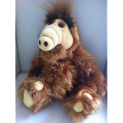 "18"" Plush Alf: Toys & Games"