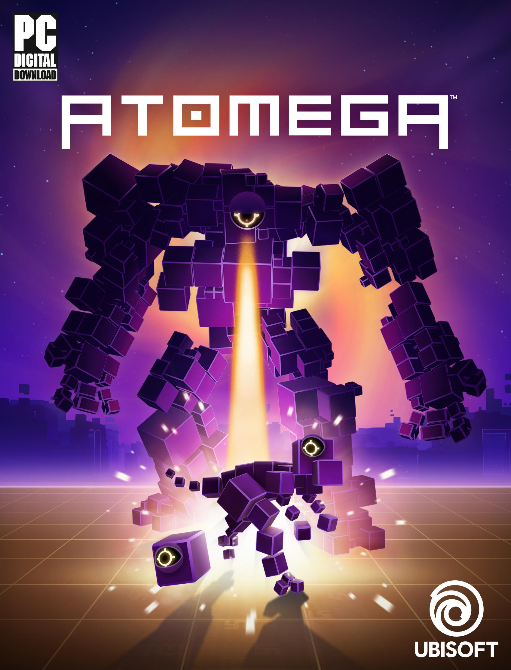 ATOMEGA [Online Game Code]