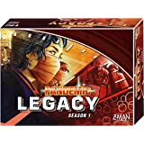 Pandemic Legacy Board Game, Red