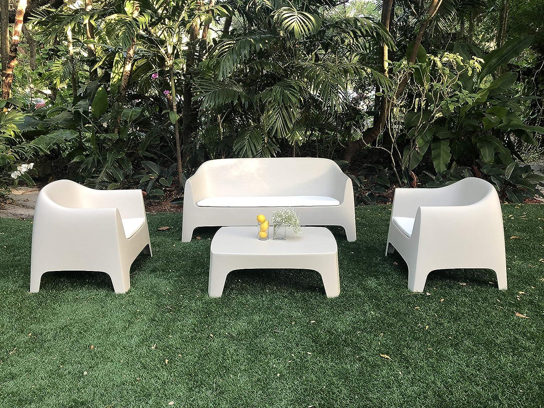 Amazon com vondom solutionscmr solid furniture set garden outdoor