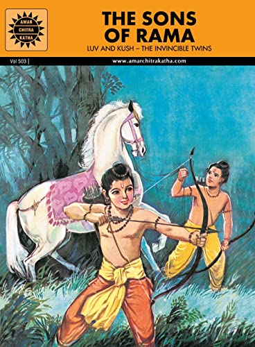 The Sons of Rama (Amar Chitra Katha)