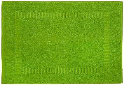 Toallas de baño LASA Pure 50/70 verde