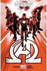 New Avengers by Jonathan Hickman Vol. 1 (New Avengers (2013-2015)) Kindle Edition