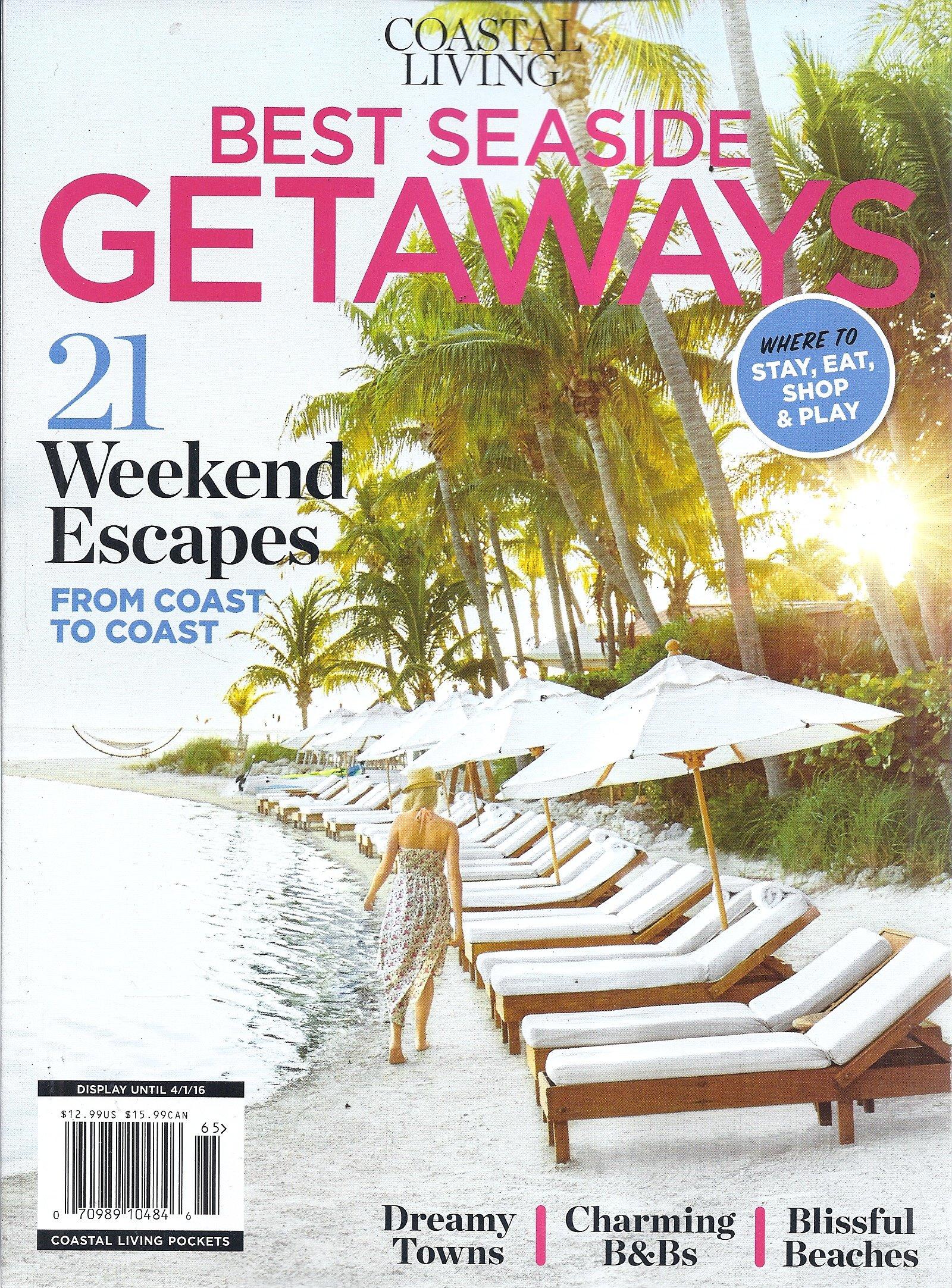 Read Online Beat Seaside Getaways Magazine (Coastal Living 2016) ebook