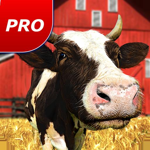 Euro Farm Simulator: Cows PRO