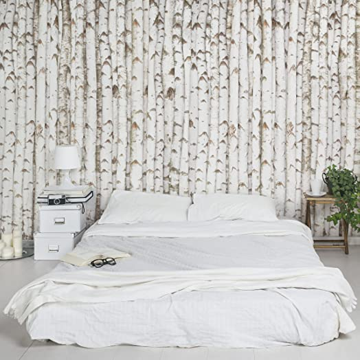 Non-woven wallpaper - Top Forest Wallpapers - Mural Landscape ...
