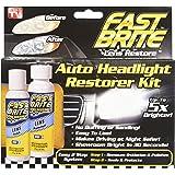 Fast Bright Auto Headlight Restore Kit