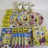 Spongebob Party pack for 30 Children