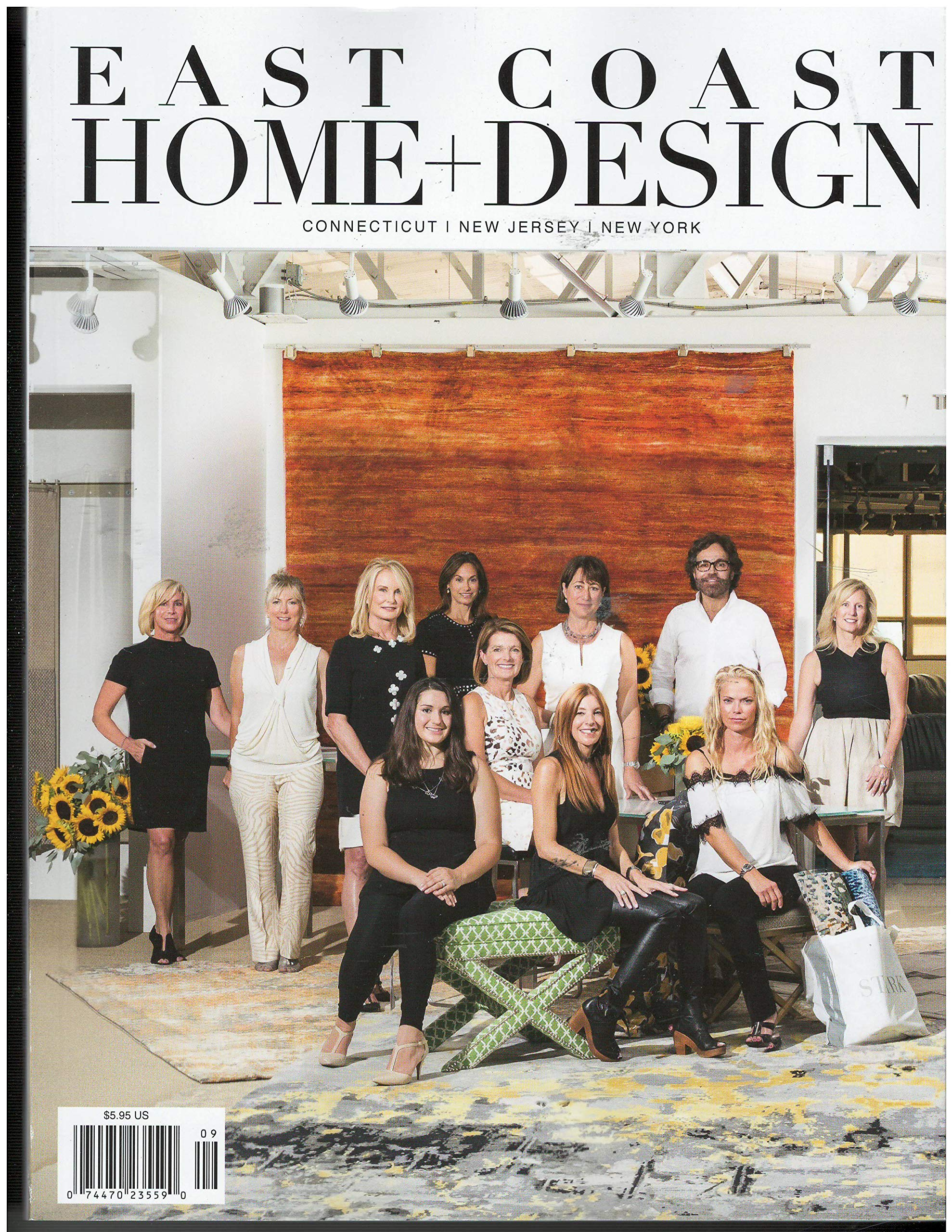 East Coast Home Design Magazine Volume 15 5 2018 Various