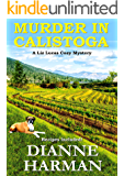 Murder in Calistoga: A Liz Lucas Cozy Mystery (English Edition)