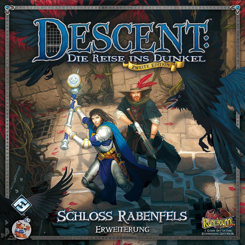 Heidelberger Spieleverlag HEI0624 - Descenso Segunda edición ...