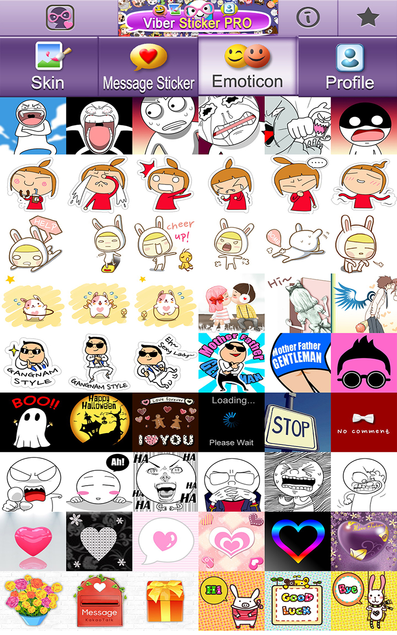 download viber emoticons for android