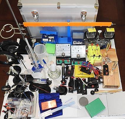 Amazon com: School Physics Lab Experiment Sets, Mechanics