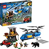 LEGO City Mountain Arrest 60173 Building Kit (303 Piece)