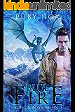 Blue Fire: (M/M Mpreg Shifter Romance) Omega Boys Book 3