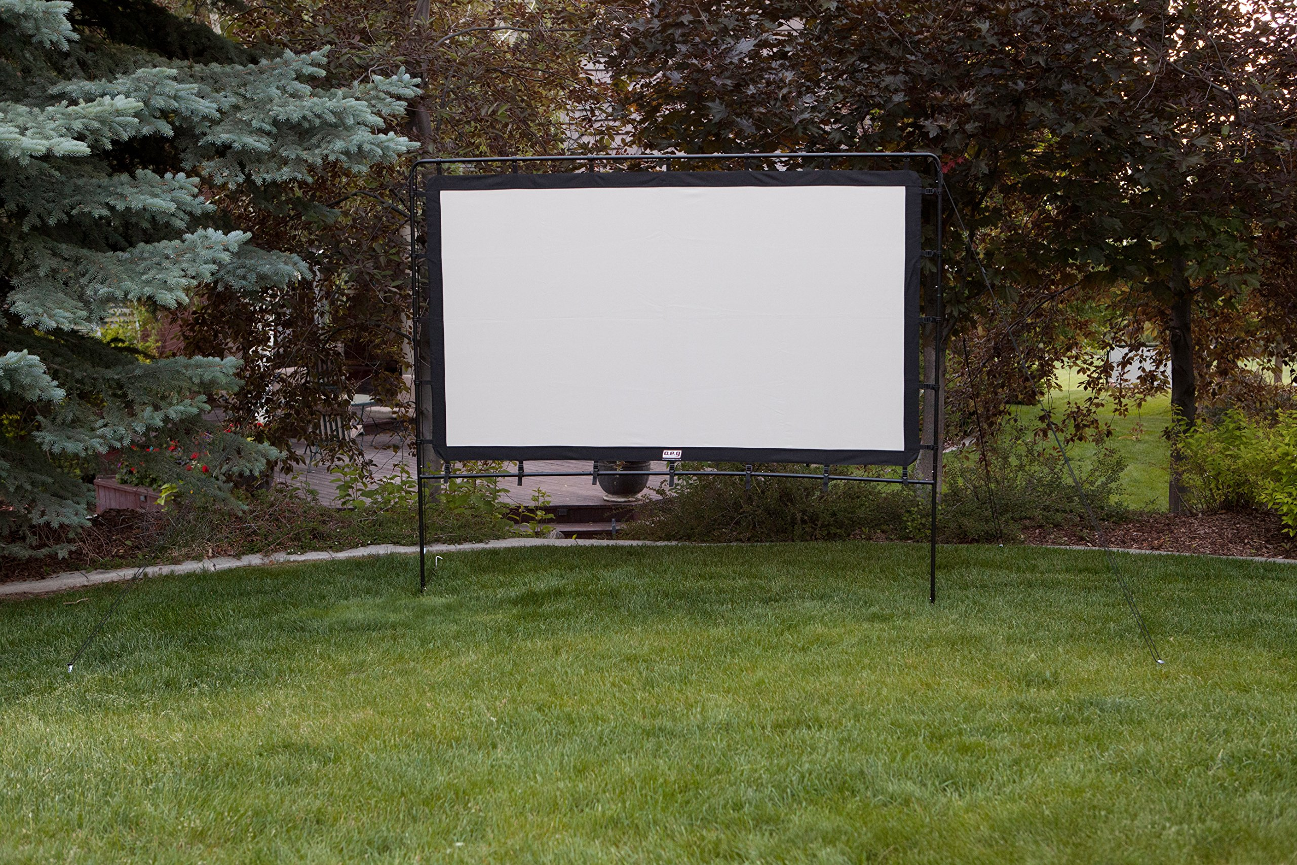 Camp Chef OS92L Portable Outdoor Movie Screen, 92-Inch by Camp Chef (Image #5)