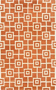 Rizzy Home Bradberry Downs Collection JP8619 Hand-Tufted Area Rug