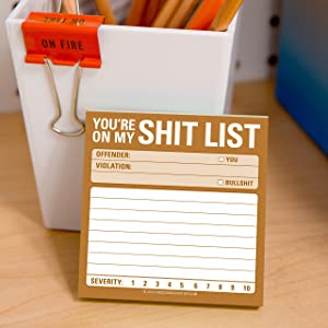 Shit List: Sticky Note (Simple Stickies)