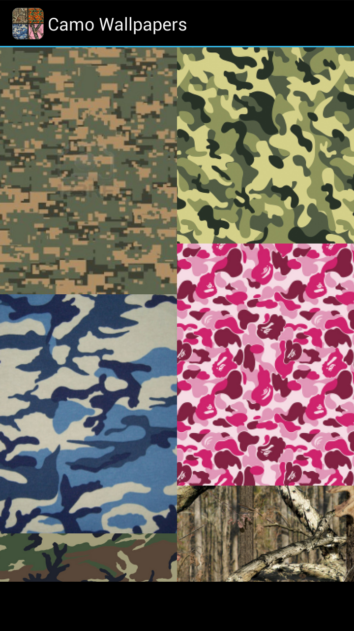Amazon Camo Wallpapers Appstore For Android