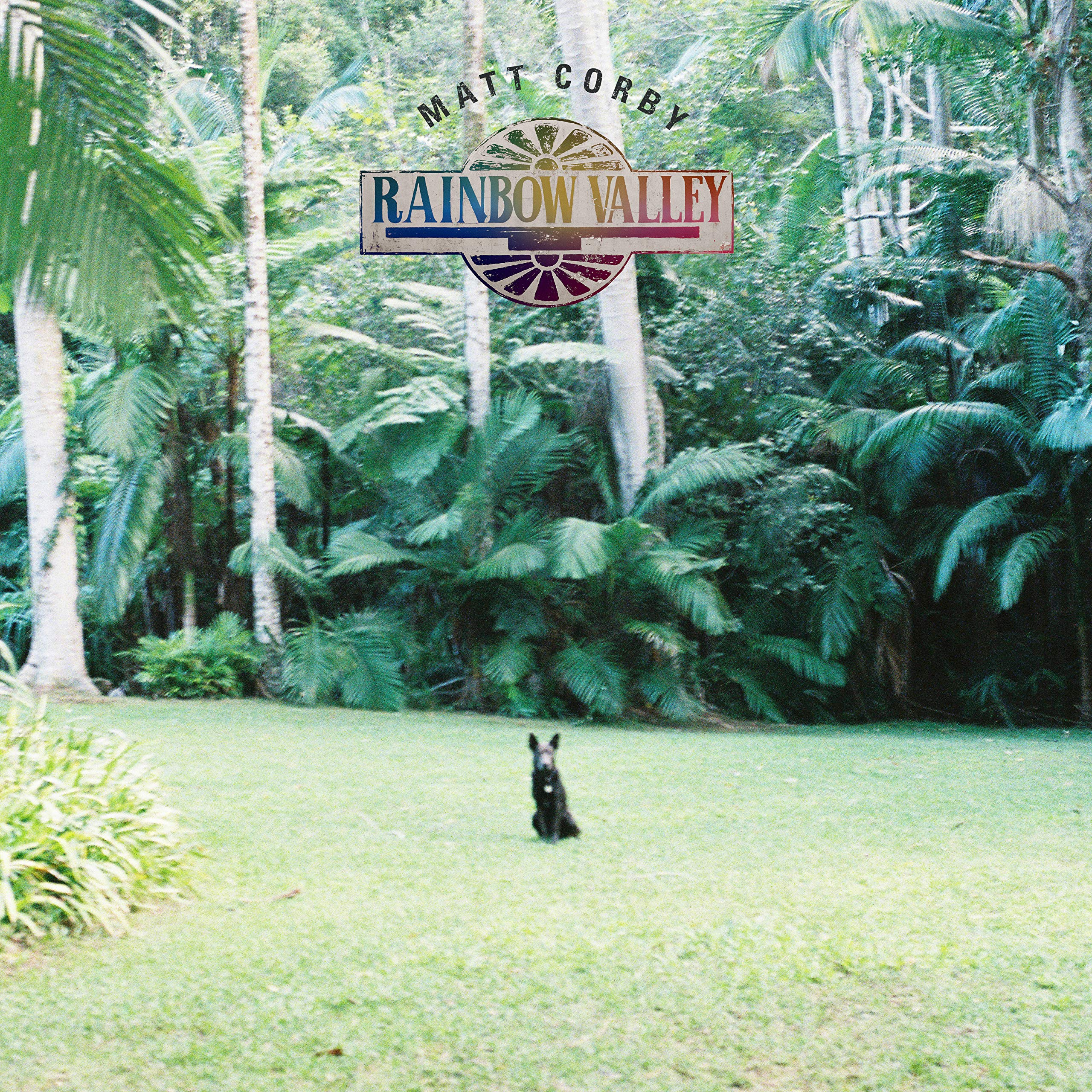 CD : Matt Corby - Rainbow Valley (CD)