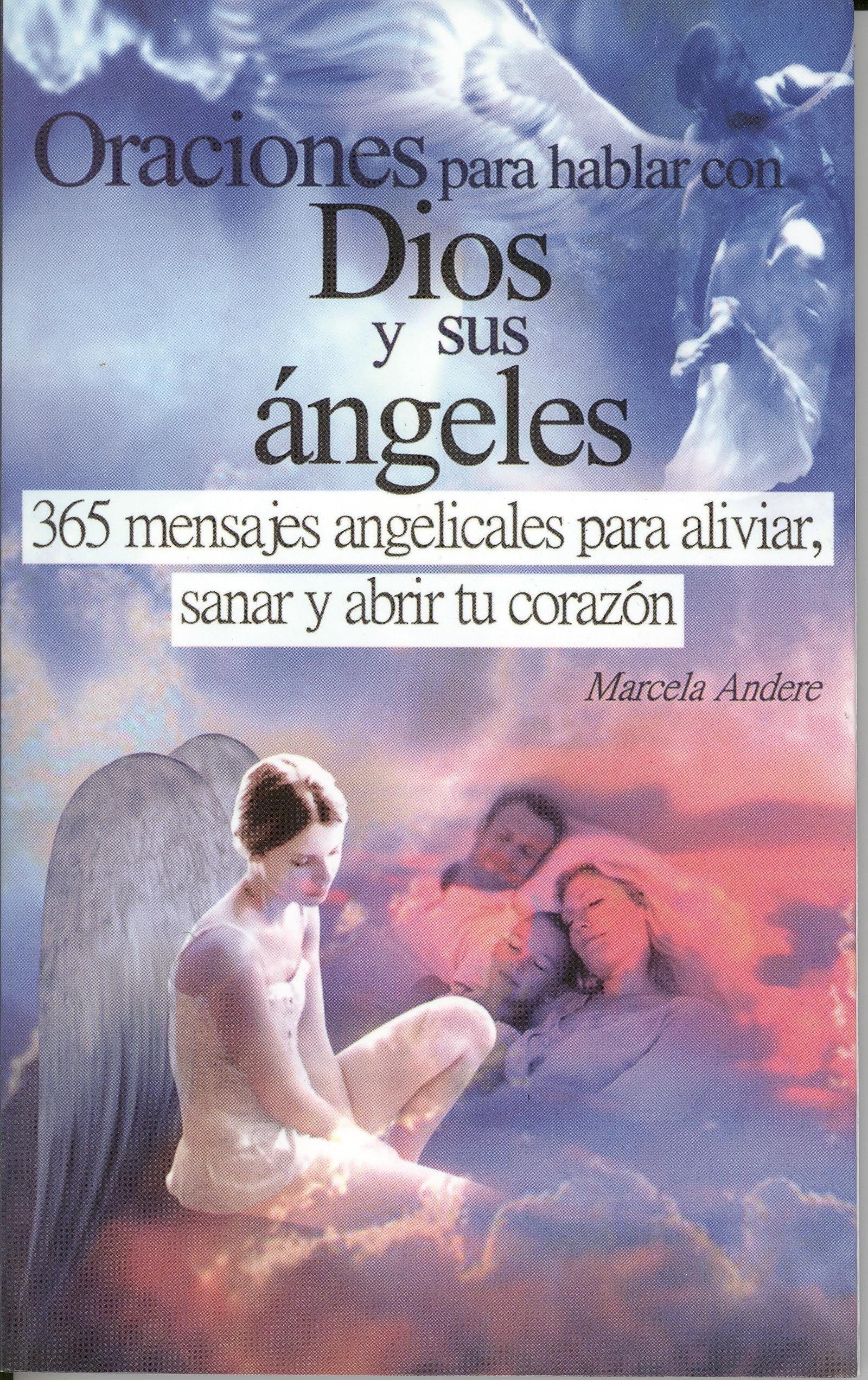 Download Oraciones para hablar con Dios y sus Angeles (Spanish Edition) pdf epub