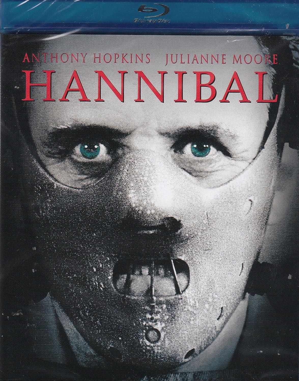 Amazon Com Hannibal 2001 Blu Ray Anthony Hopkins Julianne Moore Blu Ray 2011 Everything Else