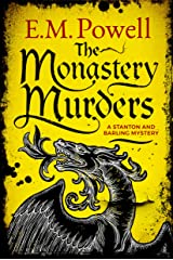 The Monastery Murders (A Stanton and Barling Mystery Book 2) Kindle Edition