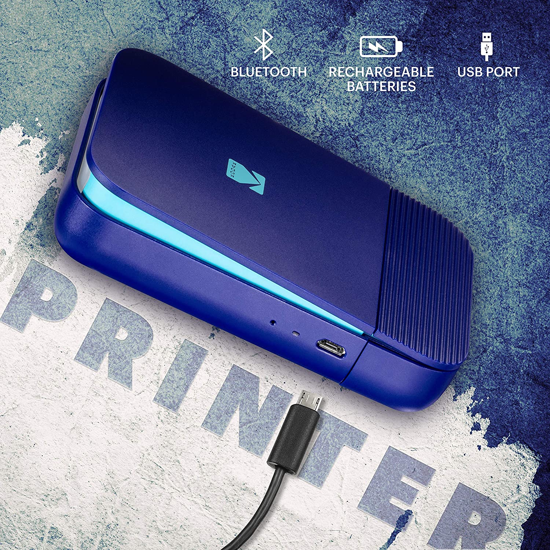 KODAK Smile - Best Portable Bluetooth Photo Printer