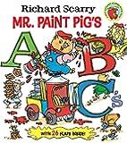 Richard Scarry Mr Paint Pig Color Book