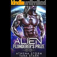 Alien Plunderer's Prize: A Dark Sci-Fi Romance (Conquered Mates)
