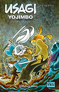 Usagi Yojimbo nº 31: El mural infernal: 98 Independientes ...