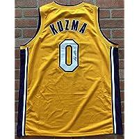$129 » Kyle Kuzma autographed signed jersey NBA Los Angeles Lakers JSA COA Kuzmania