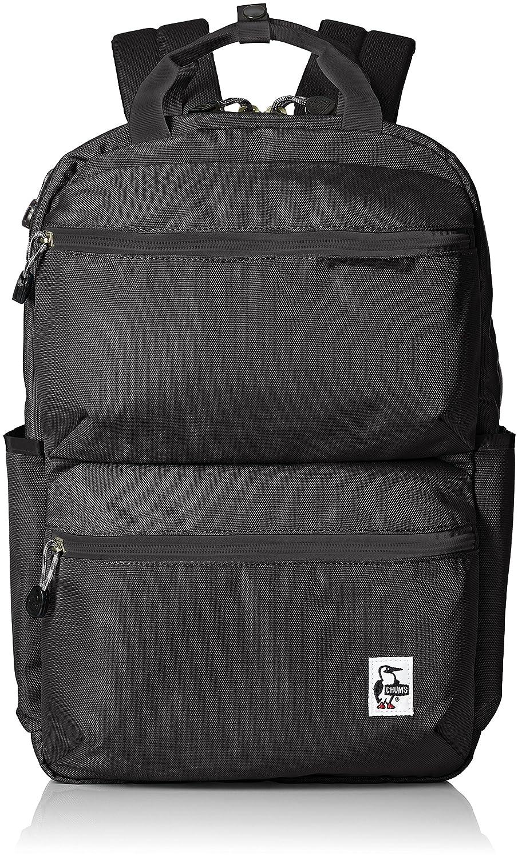 [チャムス] リュック Eco Front Pocket Day Pack CH60-2524-K001-00 B079Y2HBCL ブラック ブラック