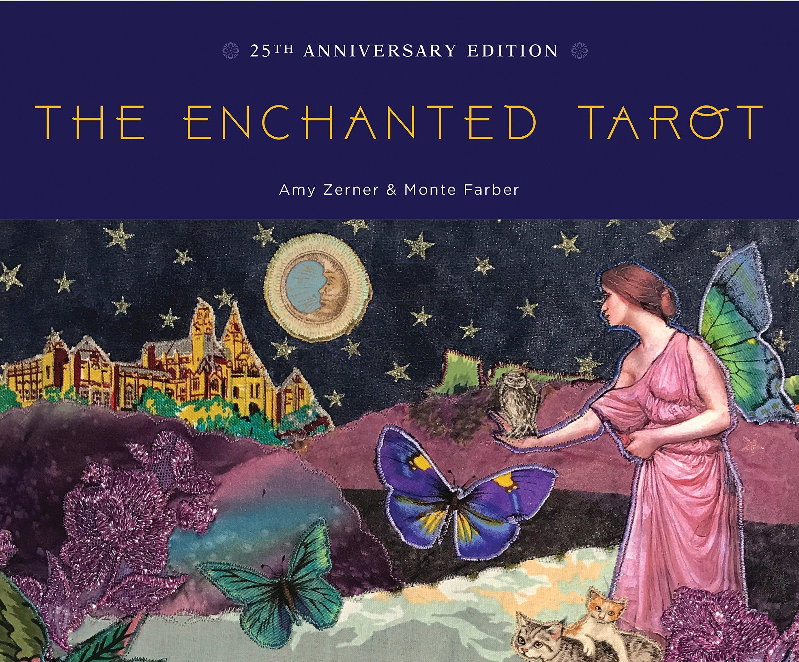 The Enchanted Tarot: 25th Anniversary Edition: Amazon.es ...
