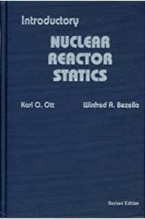 Nuclear reactor physics second edition weston m stacey introductory nuclear reactor statics fandeluxe Gallery