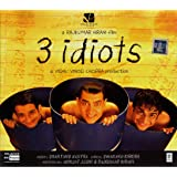 3 Idiots (Cd) (Indian Music / Bollywood Music / Hindi Film Music) [Import, Soundtrack]