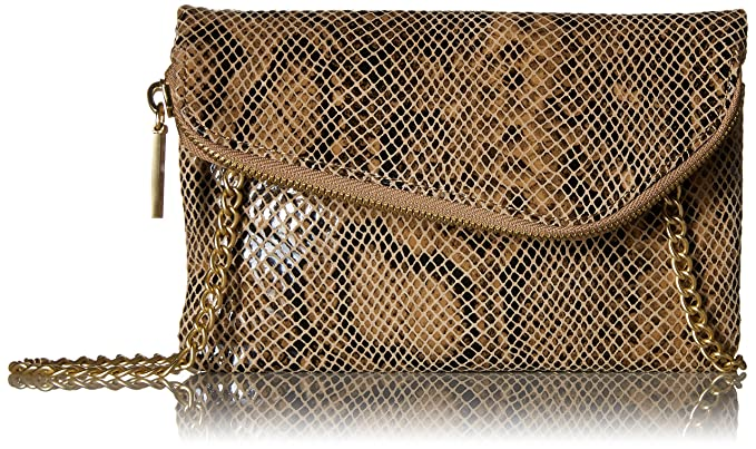 07ac976f17 Amazon.com: HOBO Hobo Vintage Daria Convertible Cross Body Handbag, Autumn  Python, One Size: Clothing