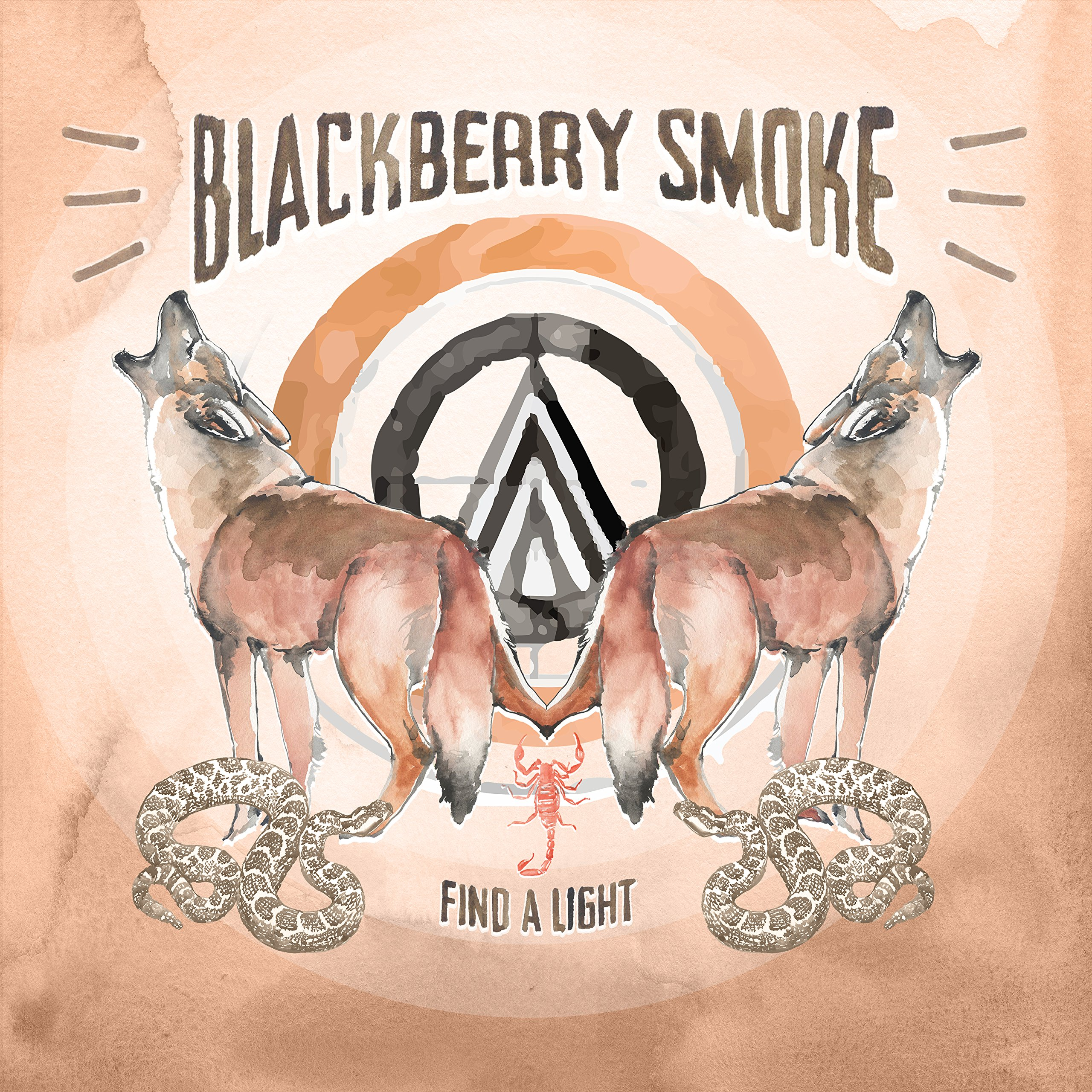 Vinilo : Blackberry Smoke - Find A Light (2PC)