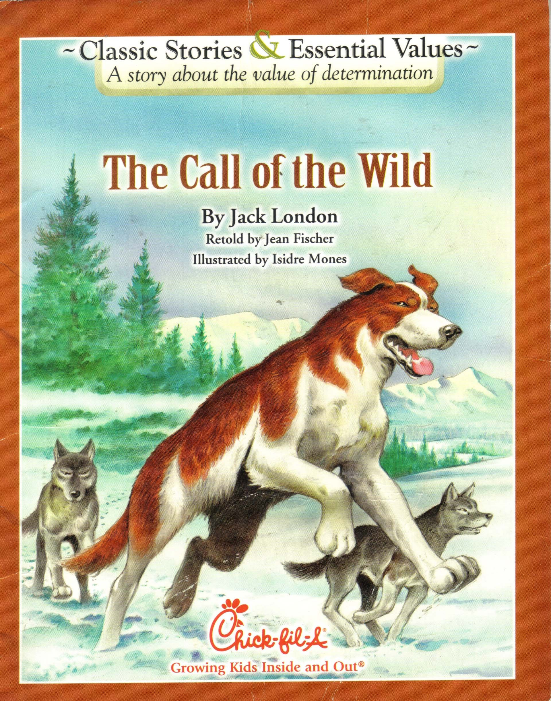 Download The Call of the Wild (Classic Stories & Essential Values, A story about the vaulue of determination) pdf