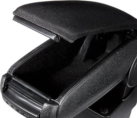 Pro Tec Mal Td024 Punto Armlehne Deckel Schwarz Stoff Auto