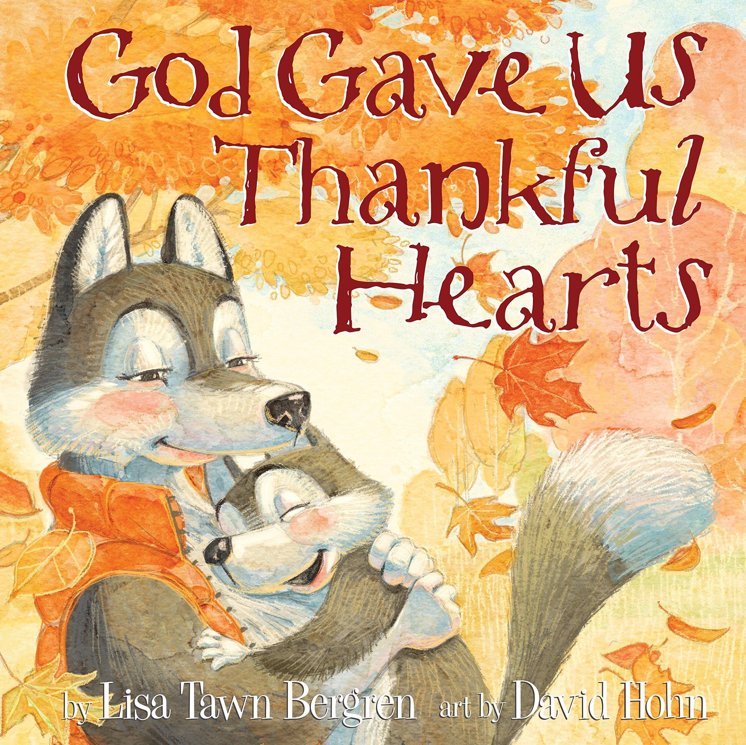 Download God Gave Us Thankful Hearts ebook