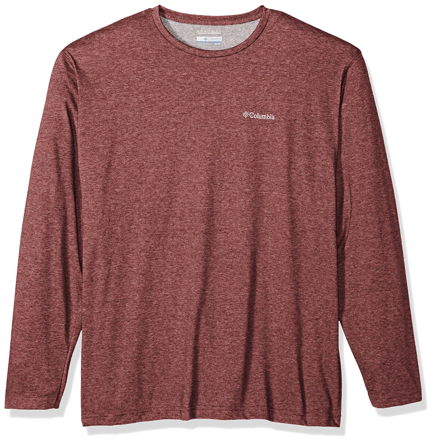 Columbia Men's Thistletown Park Big & Tall Long Sleeve Crew Columbia Men's Sportswear