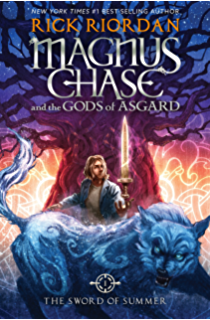 Magnus Chase And The Gods Of Asgard Book 1 Sword Summer
