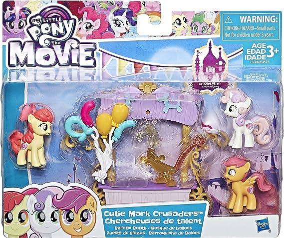 Amazon.es: My Little Pony La película cutie mark crusaders balloon ...