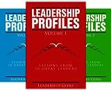Leadership Profiles (3 Book Series)